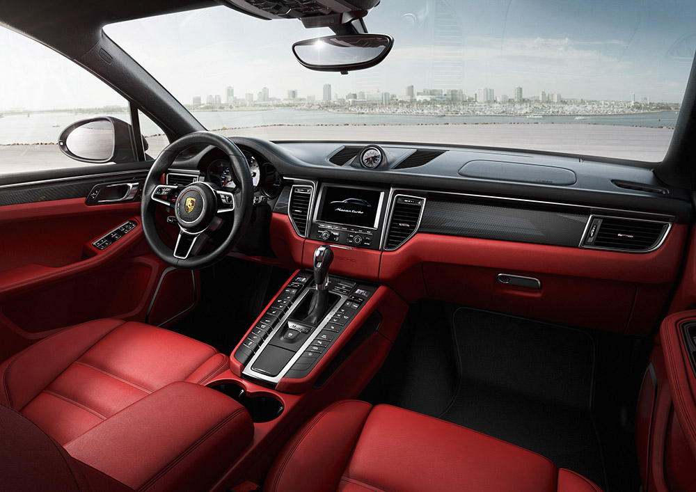 Porsche Inaugura Fábrica en Leipzig para el Macan- MAKINAS8