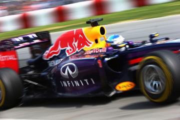 Ricciardo Mantuvo el Adrenalina Carrera gran premio canada makinas (2)