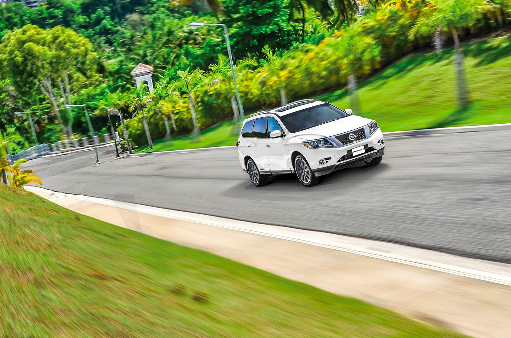 La Totalmente Nueva Nissan Pathfinder - makinas (19)