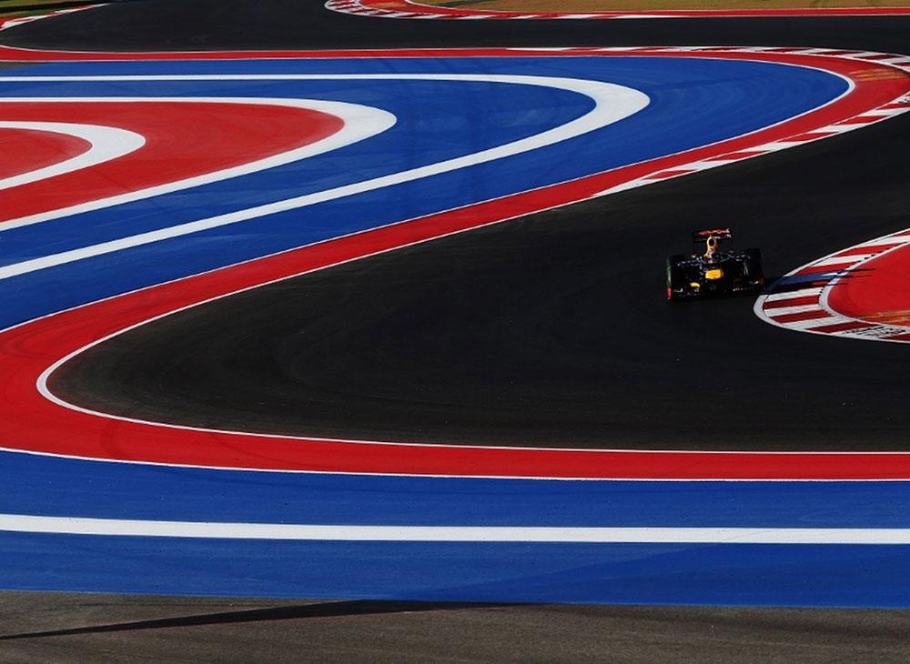 """""""Circuito de las Américas"""" Santuario del Grand Premio de los Estados Unidos - MAKINAS (3)"""