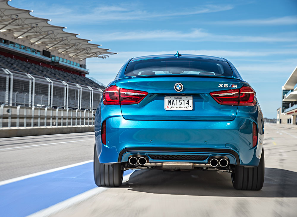 El Totalmente Nuevo BMW X6 M, Destella su M hasta 'Magno' Poder - MAKINAS (2)