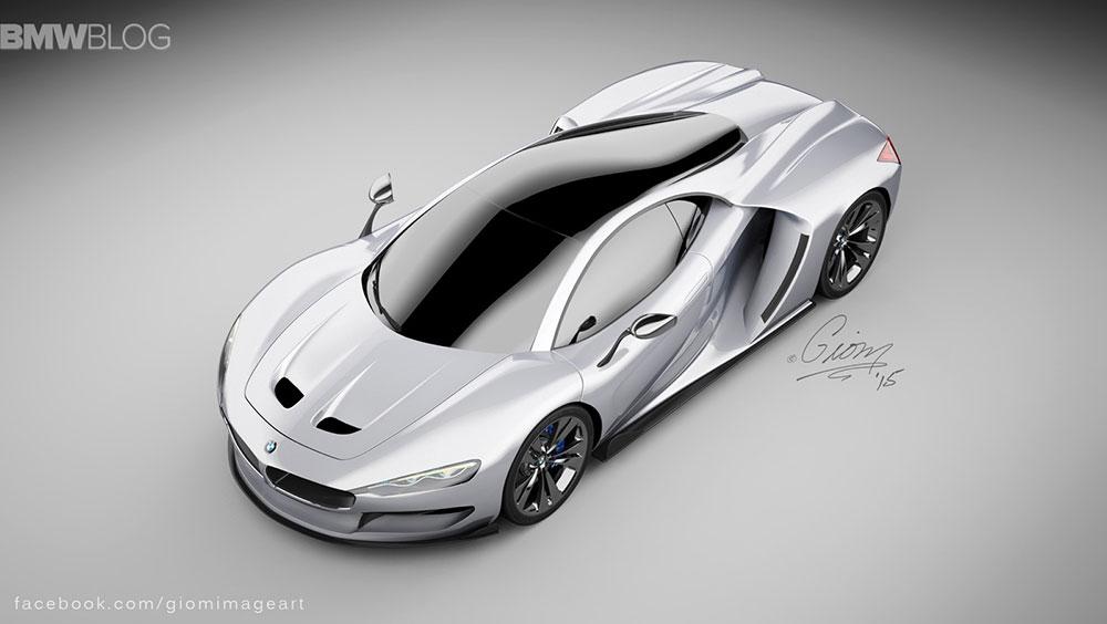 Una Nueva Súper Mákina BMW Estará por Venir… El M9 - MAKINAS