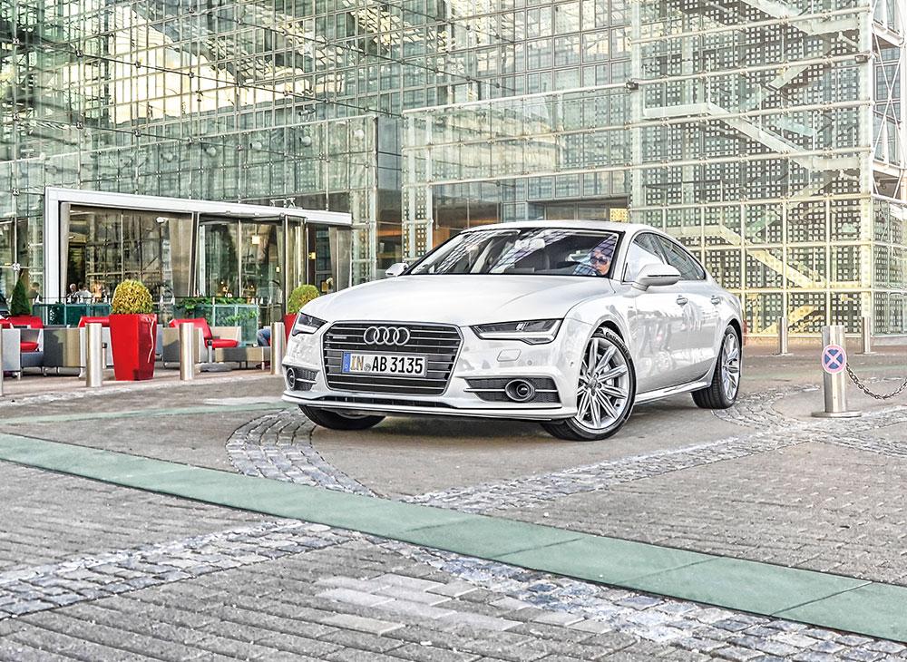 1b. Audi A7 Sportback… Distinción Premium a la 7ma Potencia - MAKINAS