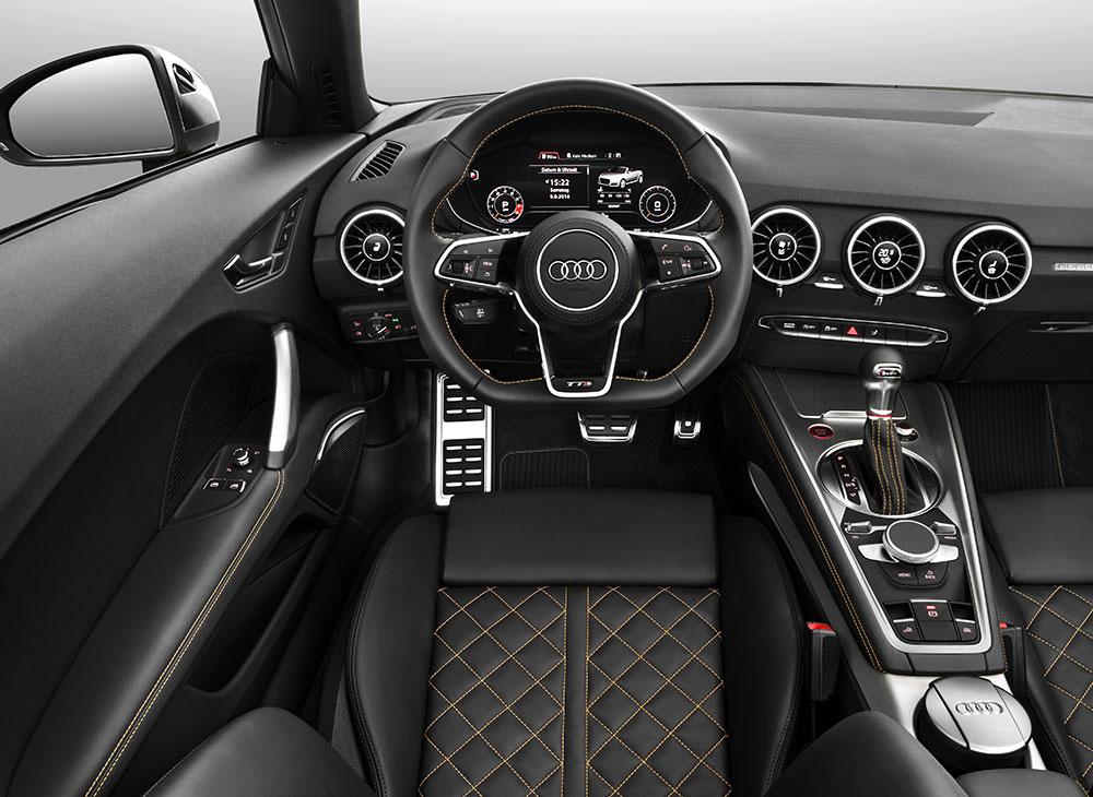11. En Perfecta Forma Atletica y TTecnologica El Totalmente Nuevo Audi TT - MAKINAS