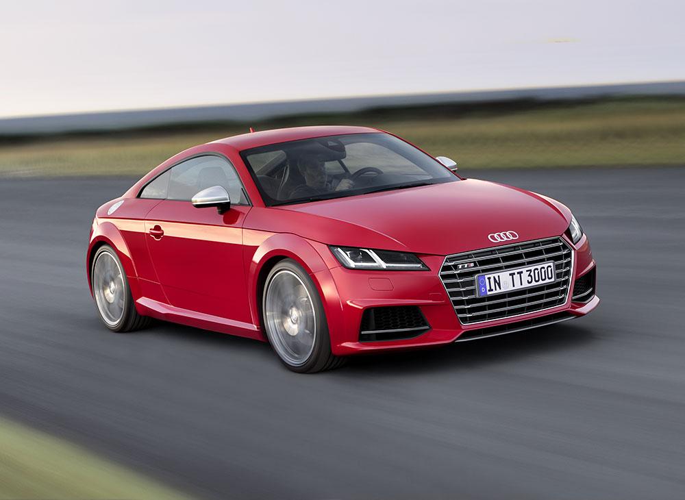 8. En Perfecta Forma Atletica y TTecnologica El Totalmente Nuevo Audi TT - MAKINAS