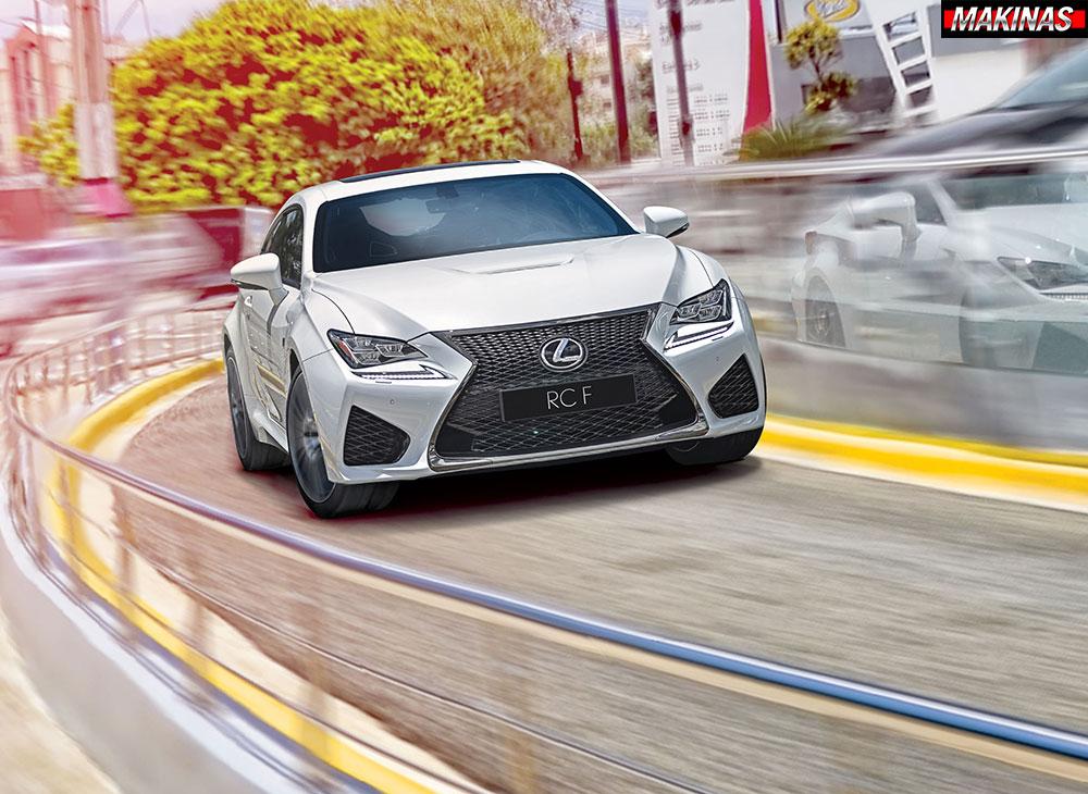 1-Lexus-RC-F---MAKINAS