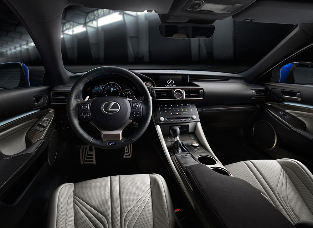 Lexus RCF (3)