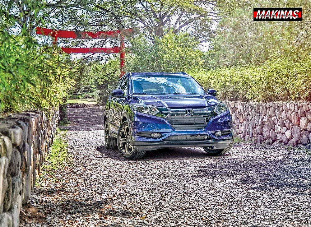 2. Nueva Honda HR V Extracto de Grandeza Honda MAKINAS