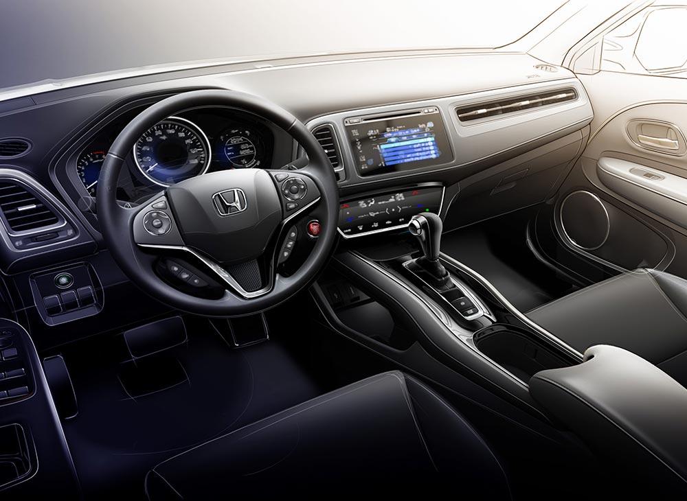 7. Nueva Honda HR V Extracto de Grandeza Honda MAKINAS
