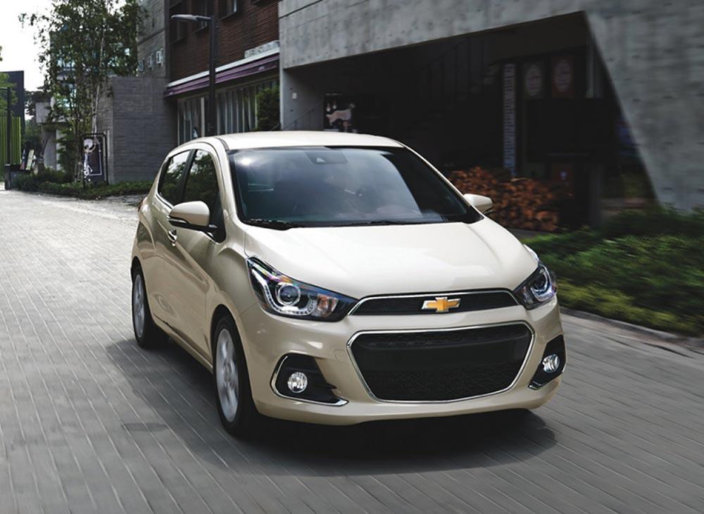 3. Nuevo Chevrolet Spark » Un Gigante en Tierra de Compactos - MAKINAS