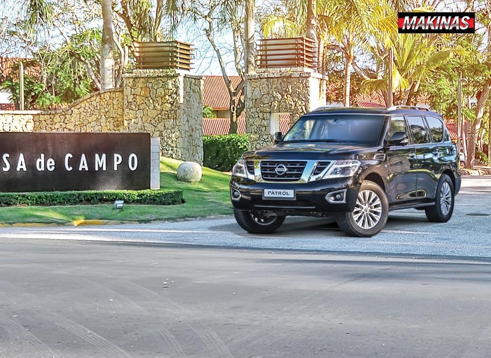2. Nissan Patrol Una Villa Rodante en Casa de Campo - MAKINAS