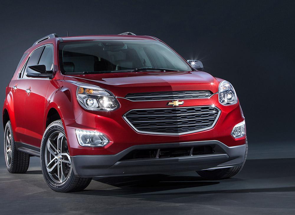 3. Chevrolet Equinox Flujo de Confort y Tecnologia - MAKINAS