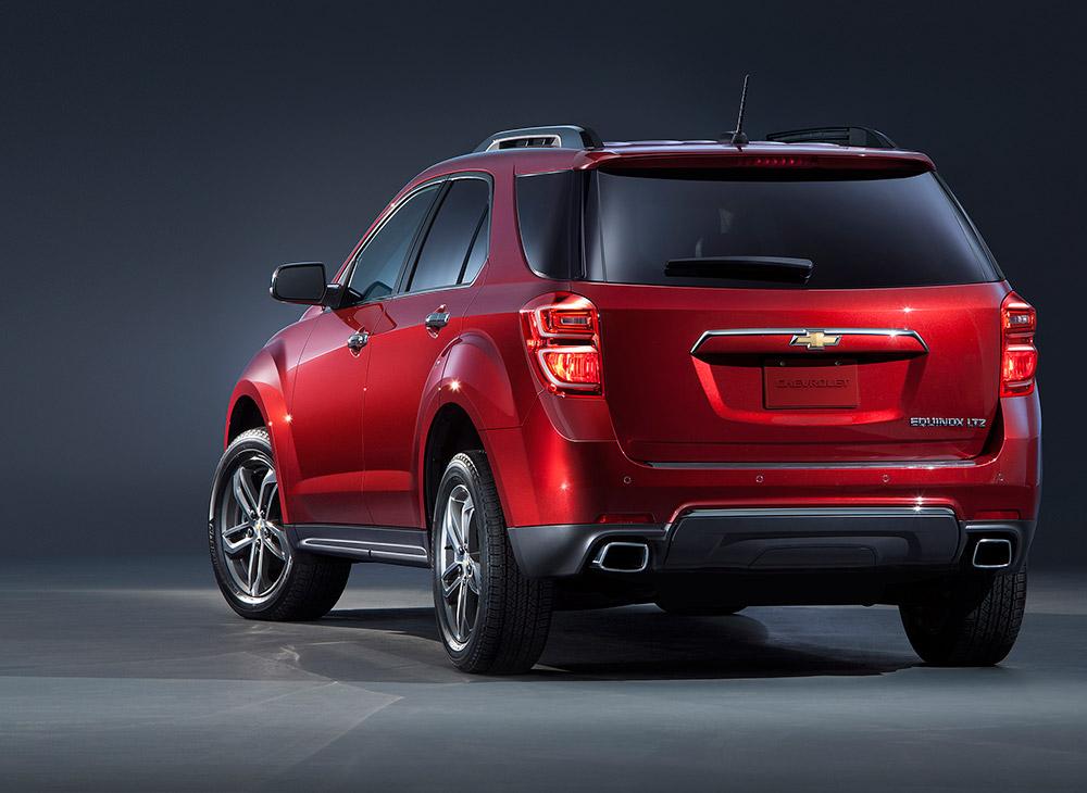 4. Chevrolet Equinox Flujo de Confort y Tecnologia - MAKINAS