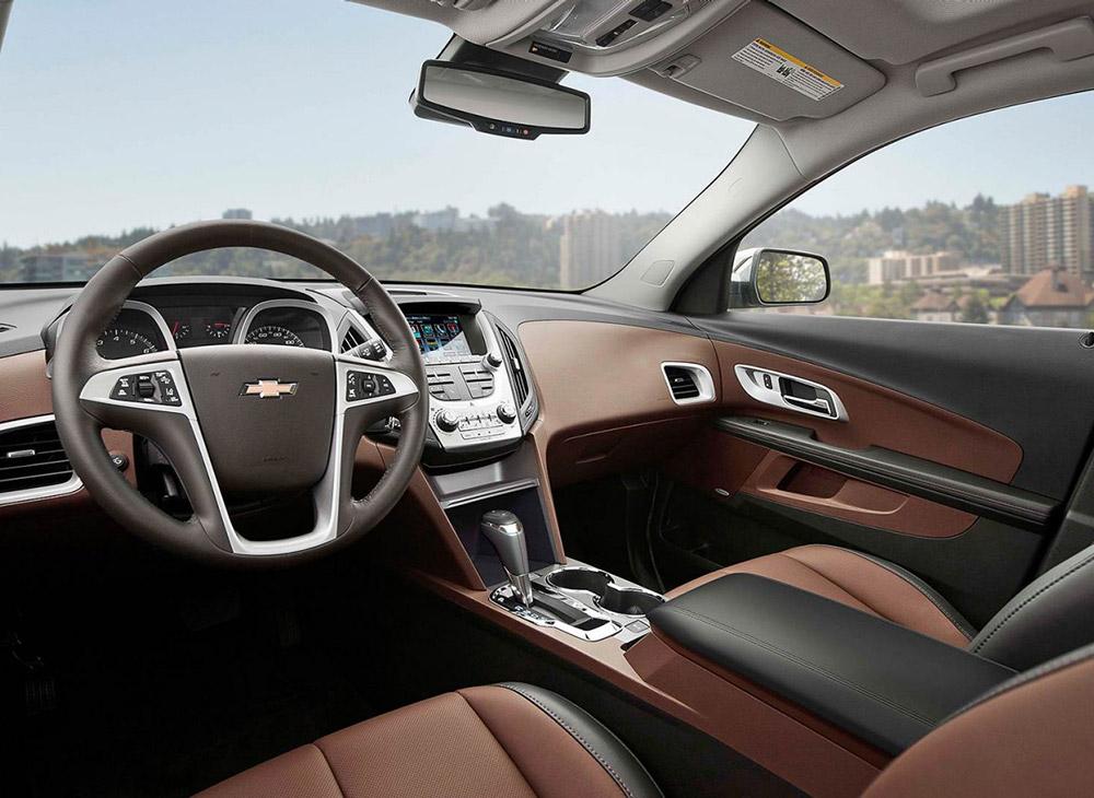 8. Chevrolet Equinox Flujo de Confort y Tecnologia - MAKINAS