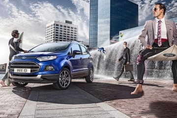 Nueva Ford Ecosport Llega a RD Cinéticamente  Modernizada makinas (11)
