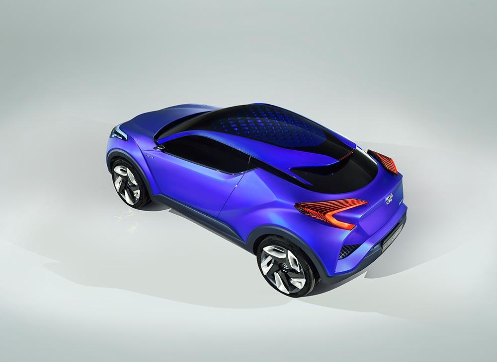 C-HR Concept, la Visión de Toyota Sobre los Nuevos Crossovers - makinas (2)