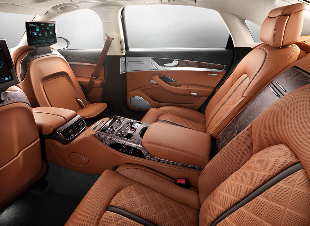 Audi A8,Un Súper Premium a '4 Aros-Luz' - MAKINAS (18)