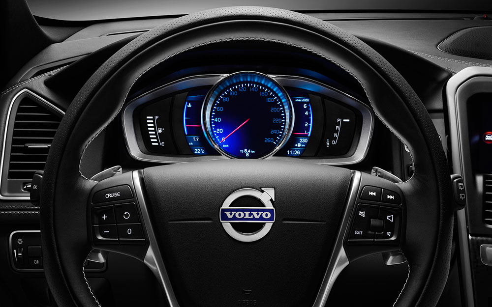 Volvo XC60, Sofisticada SUV al Mejor Lenguaje Premium - makinas (6)