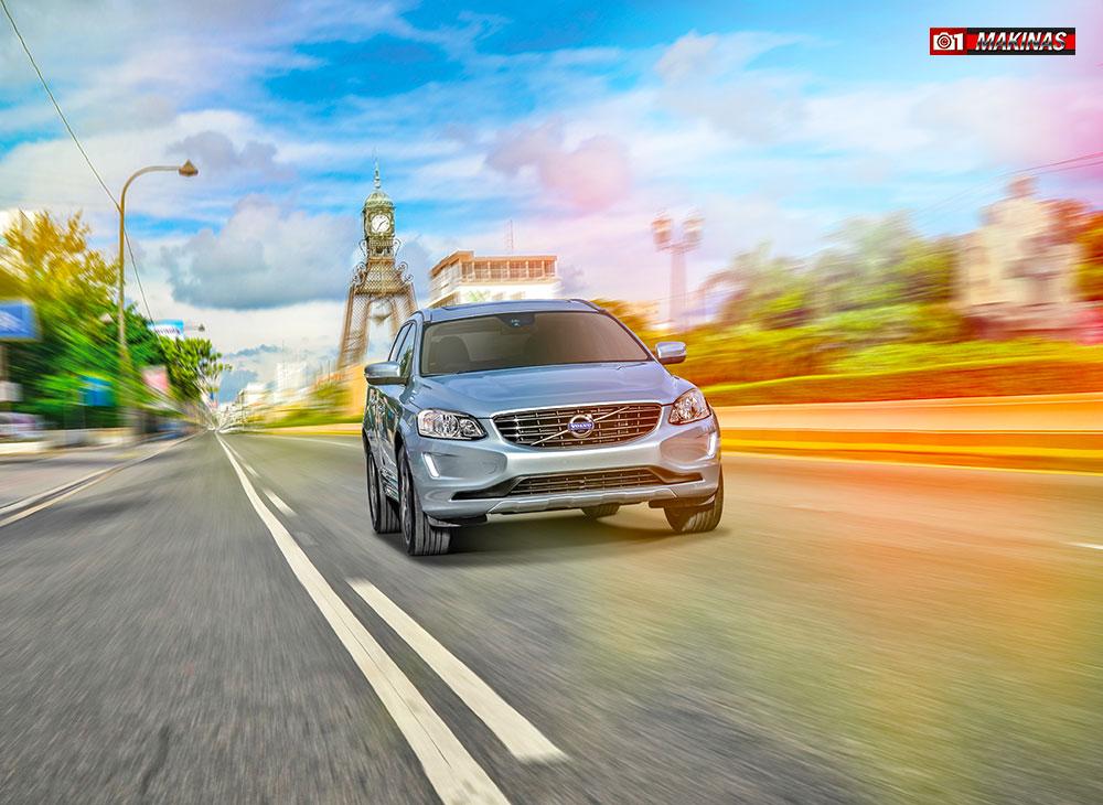 Volvo XC60, Sofisticada SUV al Mejor Lenguaje Premium - makinas