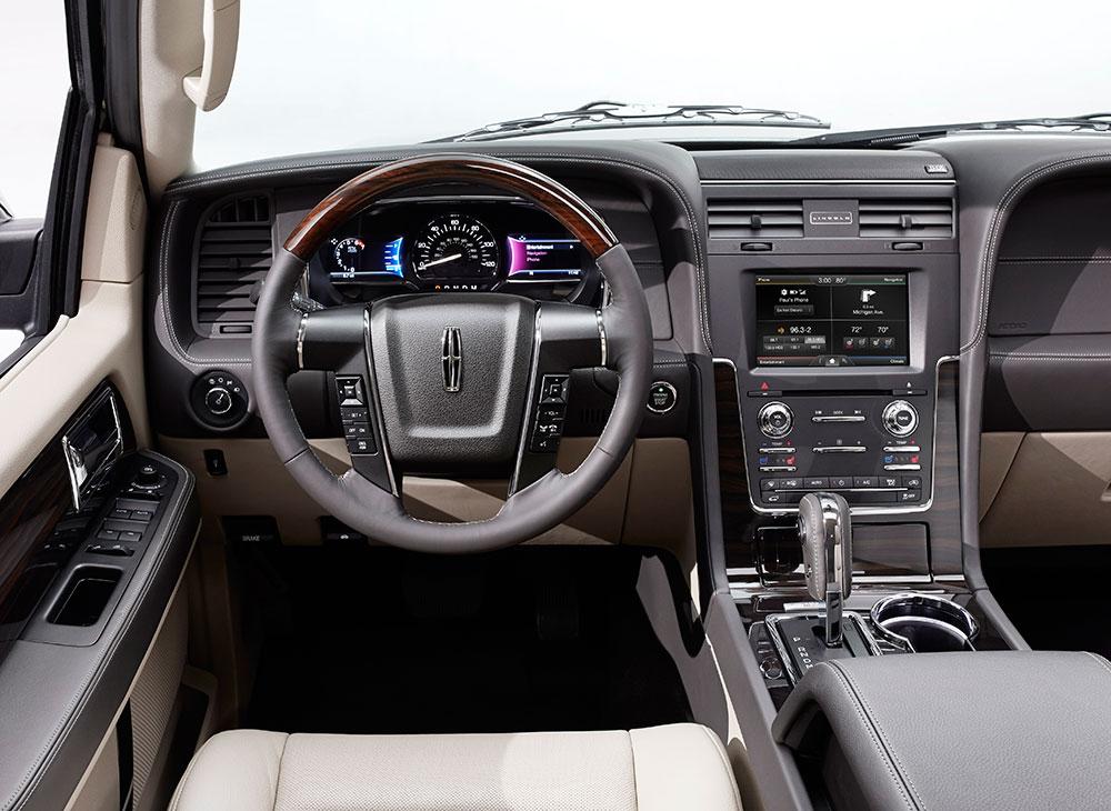 Lincoln Navigator, Más que Suntuario… Excepcionalmente Premium - MAKINAS (4)