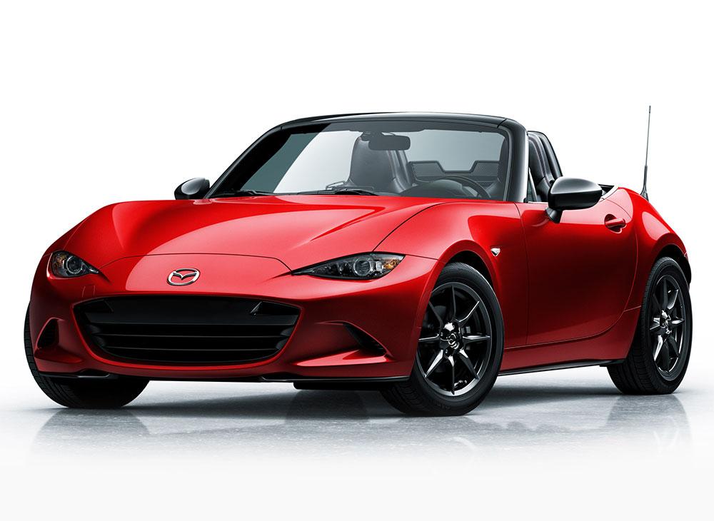 2. Mazda3 y MX-5 entre los 10 Mejores de Car and Driver - MAKINAS