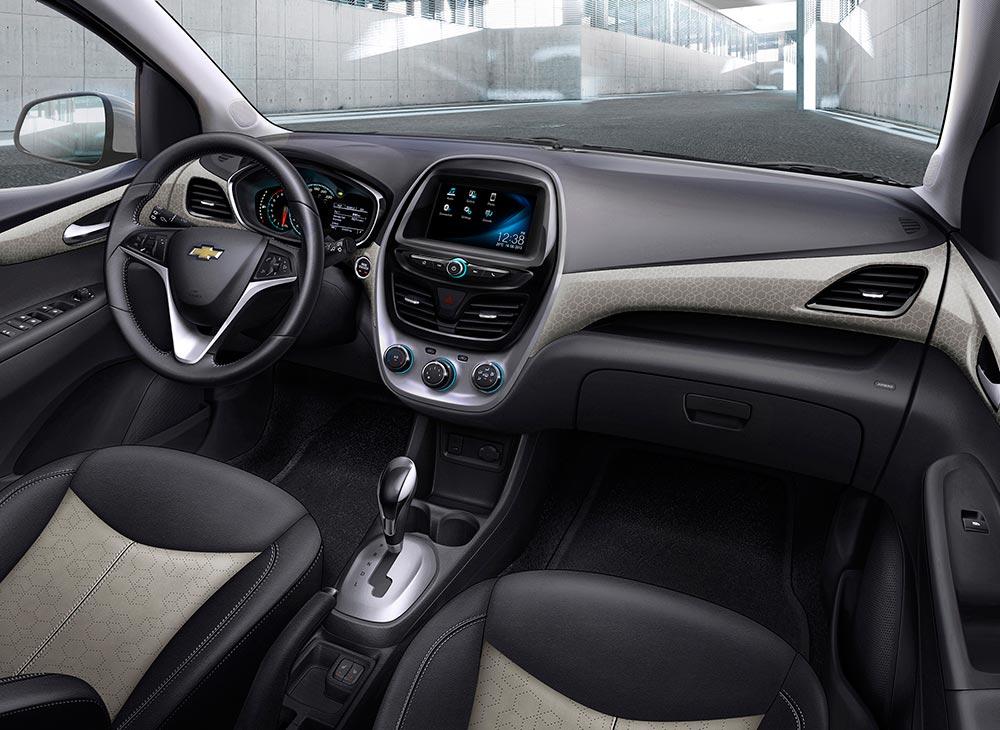 9. Nuevo Chevrolet Spark » Un Gigante en Tierra de Compactos - MAKINAS