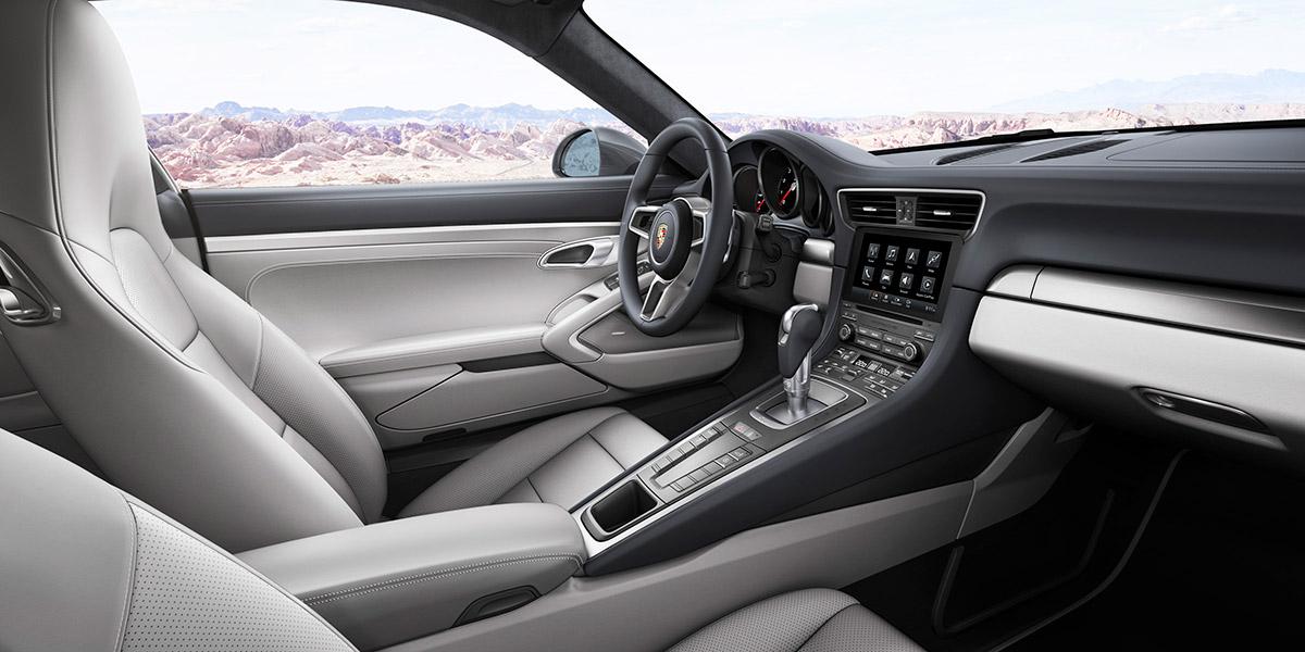 10. Nuevo Porsche 911 Carrera - MAKINAS