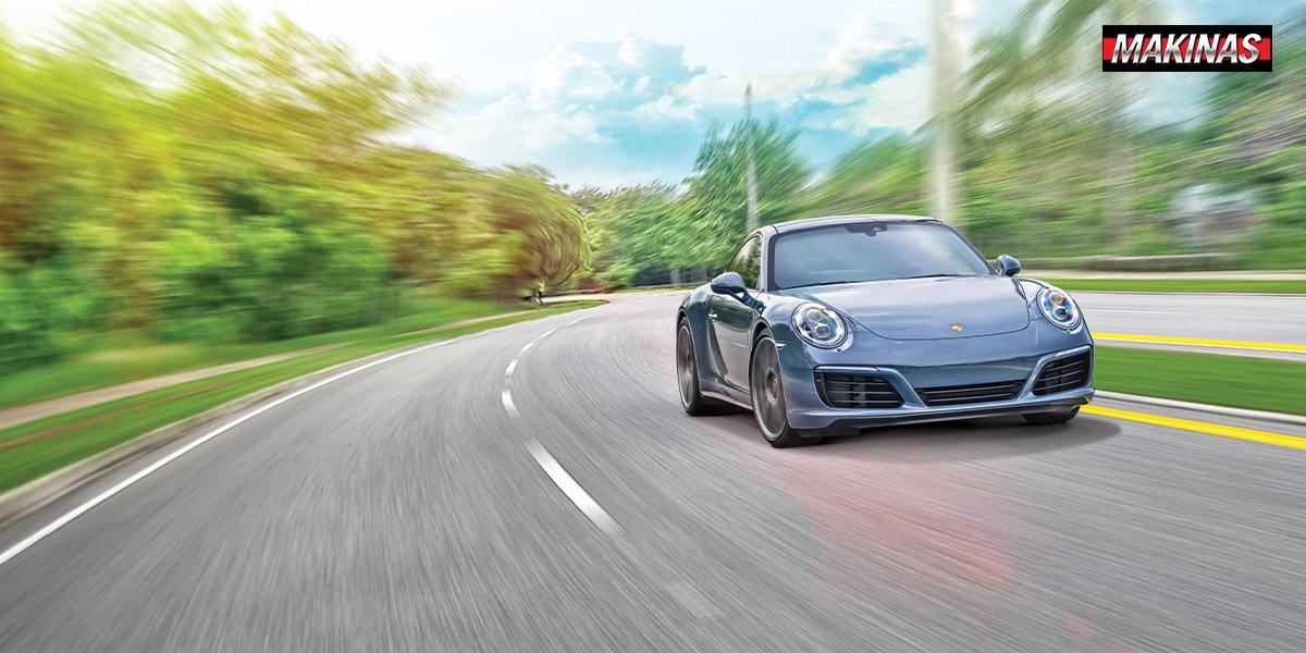 3. Nuevo Porsche 911 Carrera - MAKINAS