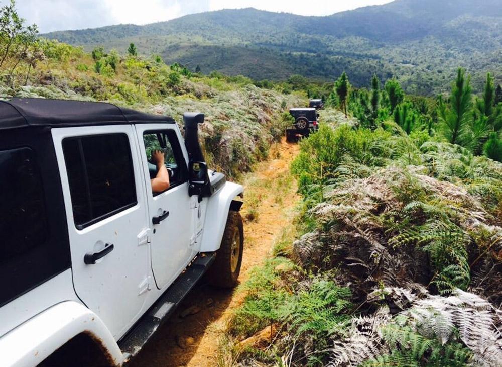 5. Conoce Tu Pais en Jeep - Juan Adrian - MAKINAS