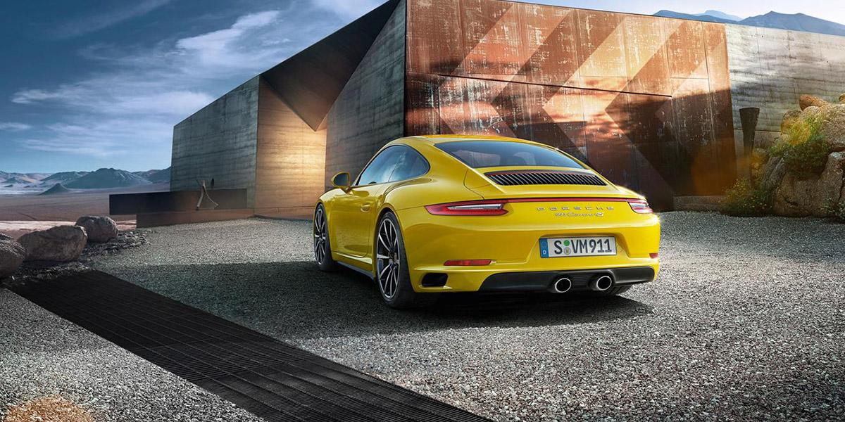 5. Nuevo Porsche 911 Carrera - MAKINAS