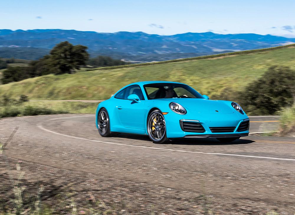 6. Nuevo Porsche 911 Carrera - MAKINAS