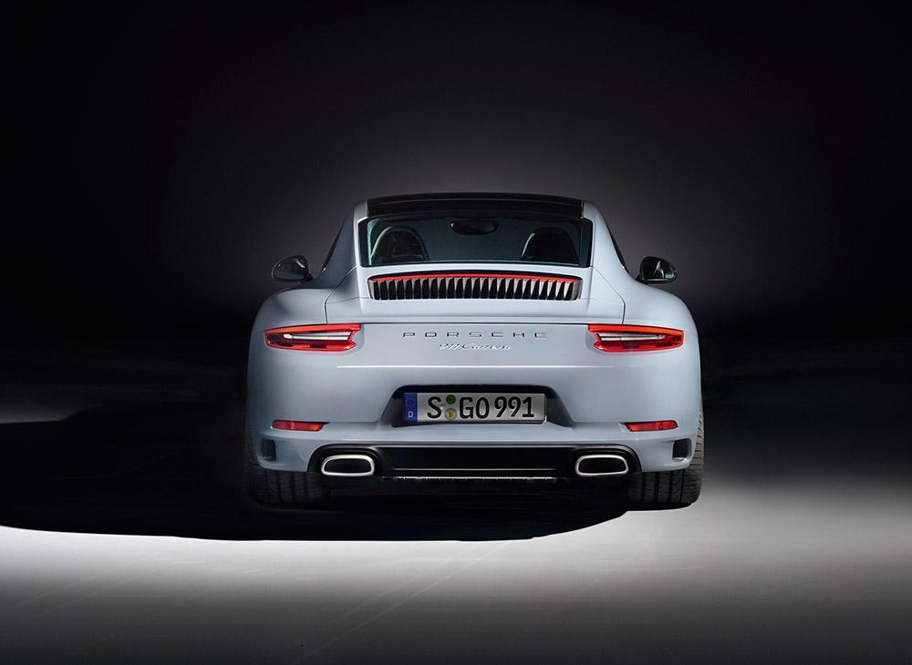 7. Nuevo Porsche 911 Carrera - MAKINAS